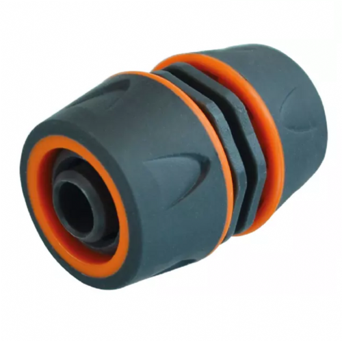 "Faithfull Plastic Hose Repair Connector 12.5mm (1/2"")"